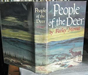 PEOPLE OF THE DEER: with drawings by Samuel Bryant