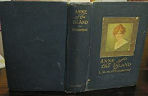 ANNE OF THE ISLAND. With Cover in Colour by H. Weston Taylor