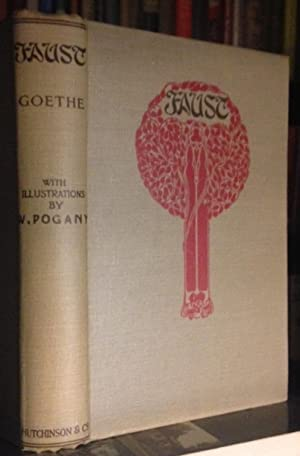 FAUST. Translated by Abraham Hayward. With illustrations: GOETHE