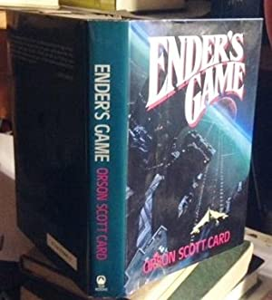 ENDER'S GAME (inscribed)