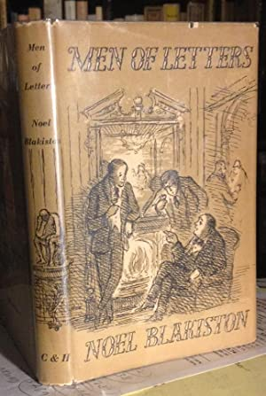 MEN OF LETTERS and Other Stories.: BLAKISTON, Noel