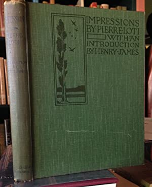 IMPRESSIONS. With an Introduction by Henry James