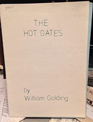 THE HOT GATES (signed extract)