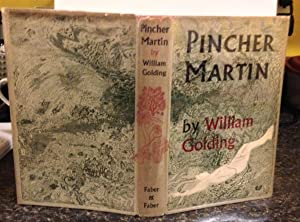 PINCHER MARTIN (inscribed before publication)