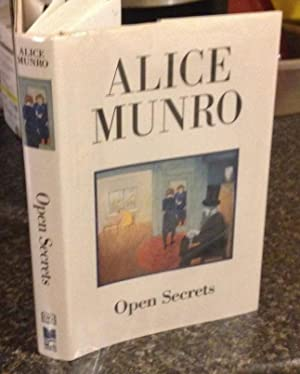 OPEN SECRETS: Stories (inscribed)