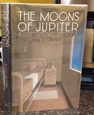 THE MOONS OF JUPITER: Stories (with ANS)
