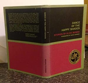 DANCE OF THE HAPPY SHADES: Stories. Foreword by Hugh Garner (INSCRIBED)