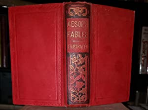 THE FABLES OF AESOP, with instructive applications: CROXALL, Samuel (Aesop)