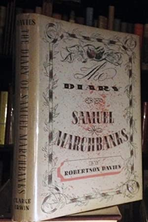 THE DIARY OF SAMUEL MARCHBANKS. Decorations by Clair Stewart.(Very scarce