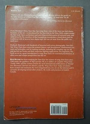 Yuen Kay-San Wing Chun Kuen: Ritchie, Rene
