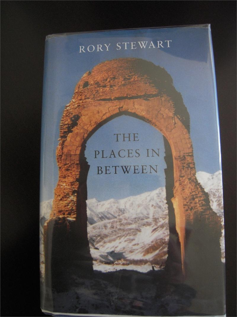 The Places in Between: Stewart, Rory