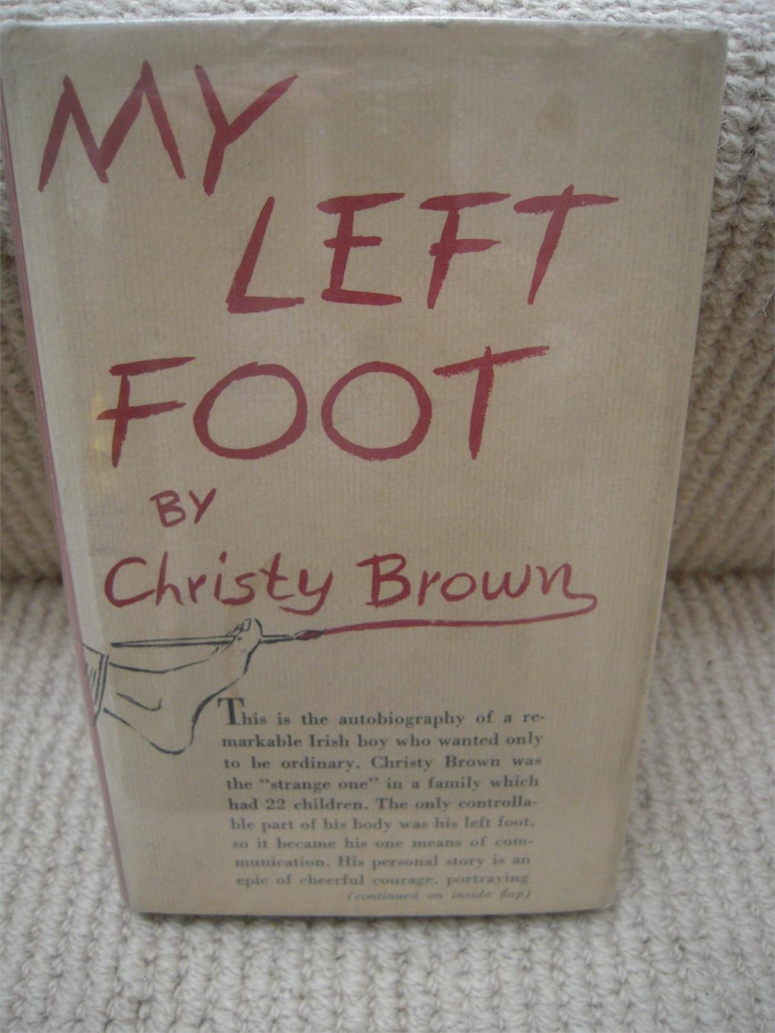 My Left Foot Brown, Christy