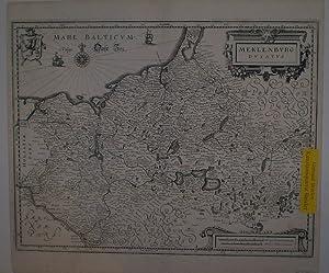 Meklenburg Ducatus.
