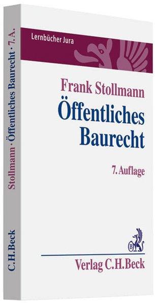 Öffentliches Baurecht - Stollmann, Frank