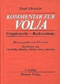 Kommentar zur VOL - Teil A: Verdingungsordnung für Leistungen - ausgenommen Bauleistungen. ...