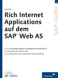 Rich Internet Applications auf dem SAP Web: Will, Bernd: