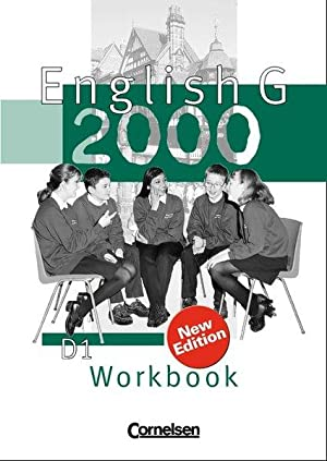 English G 2000, Ausgabe D, Workbook mit: Abbey, Susan, Wolfgang