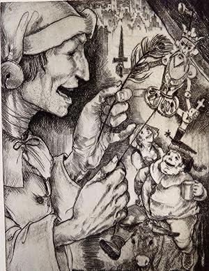 La légende d'Ulenspiegel. Illustrée de vingt pointes: DE COSTER (Ch.)
