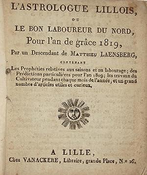 Astrologue (l') Lillois ou le Bon Laboureur