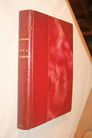 Goya y Lucientes 1746-1828.: TERRASSE (Charles)