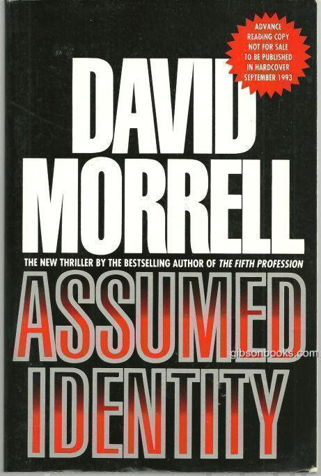 ASSUMED IDENTITY, Morrell, David