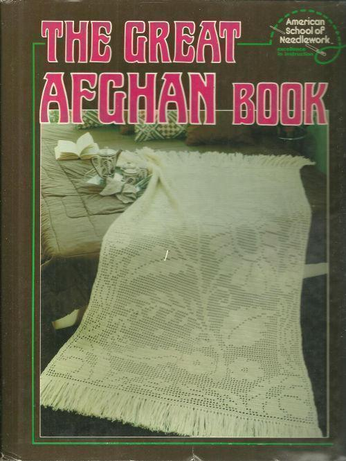 Image for GREAT AFGHAN BOOK