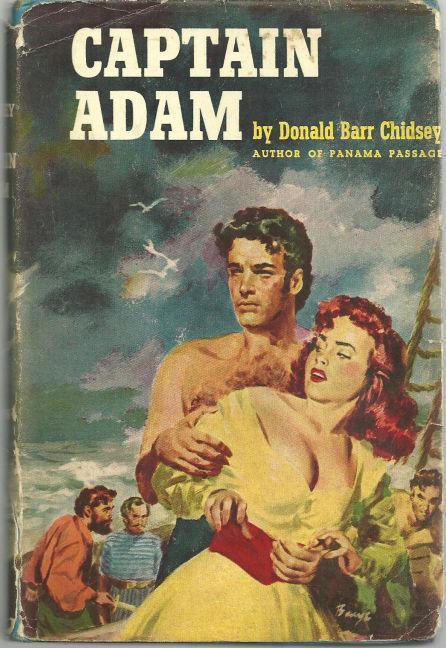 CAPTAIN ADAM, Chidsey, Donald Barr