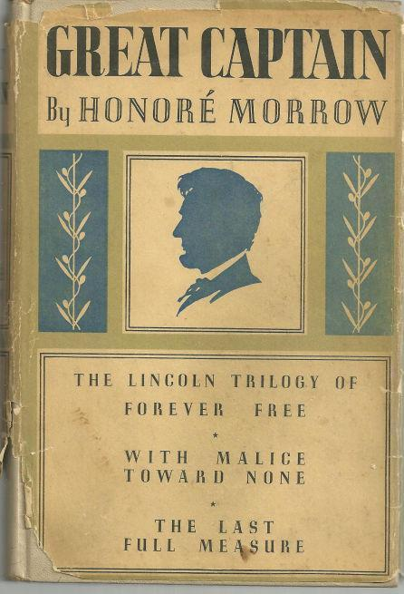 GREAT CAPTAIN, Morrow, Honore