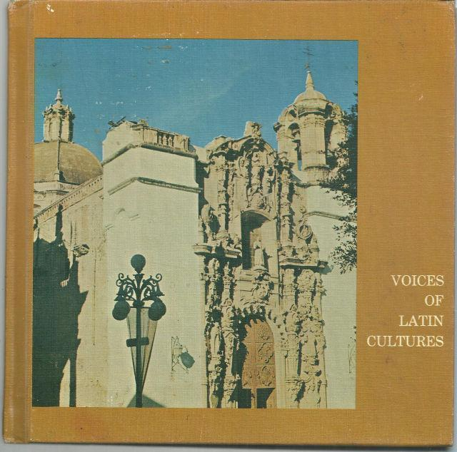VOICES OF LATIN CULTURES, Jones, James