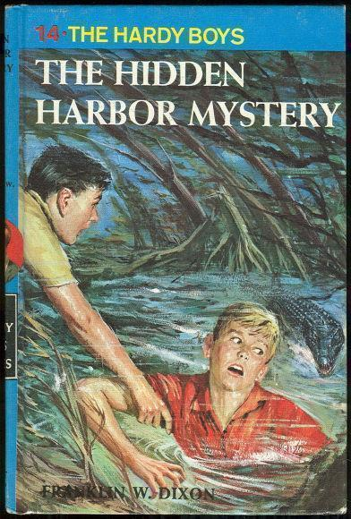 DIXON, FRANKLIN - Hidden Harbor Mystery