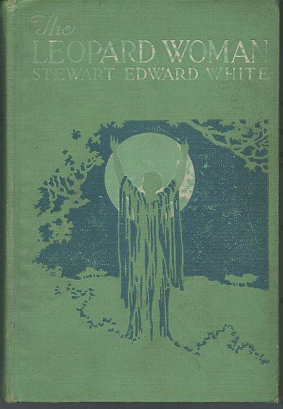 LEOPARD WOMAN, White, Stewart Edward