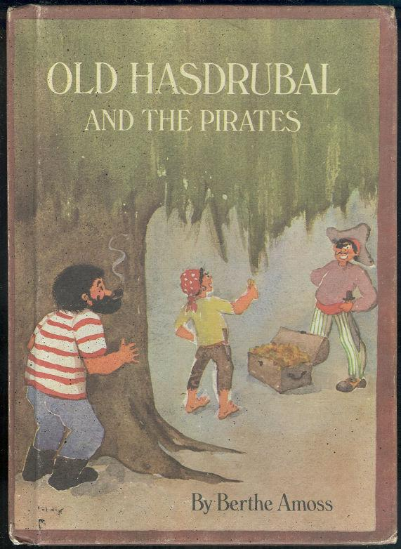 Image for OLD HASDRUBAL AND THE PIRATES