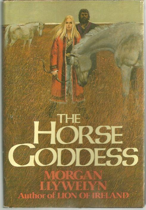 HORSE GODDESS, Llywelyn, Morgan