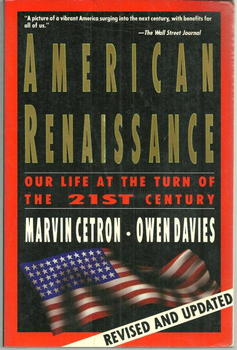 Image for AMERICAN RENAISSANCE Our Life At the Turn of the 21st Century