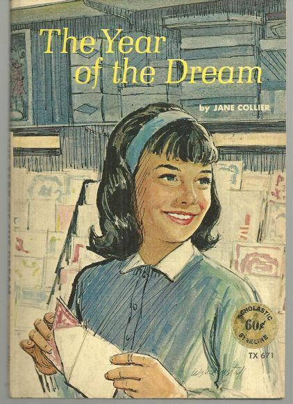 YEAR OF THE DREAM, Collier, Jane