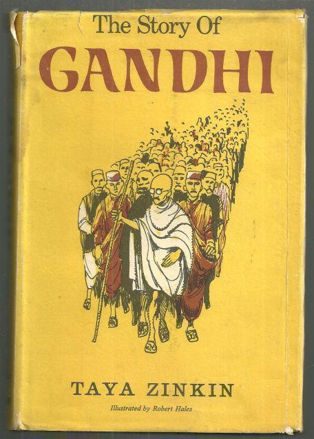 STORY OF GANDHI, Zinkin, Taya