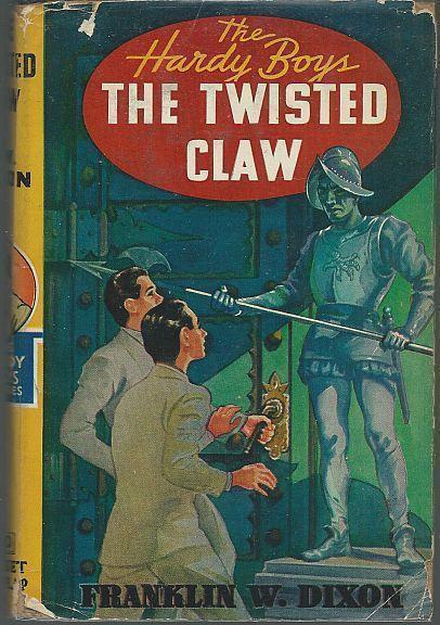 DIXON, FRANKLIN - Twisted Claw