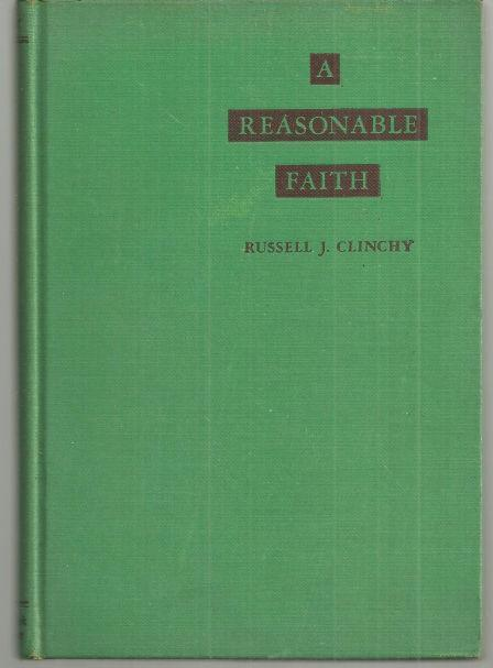 REASONABLE FAITH, Clinchy, Russell