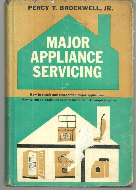 MAJOR-APPLIANCE SERVICING, Brockwell, Percy