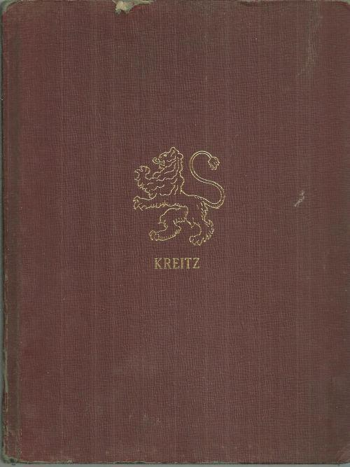 AMAZING STORY OF THE KREITZES IN AMERICA, Taylor, Sharon