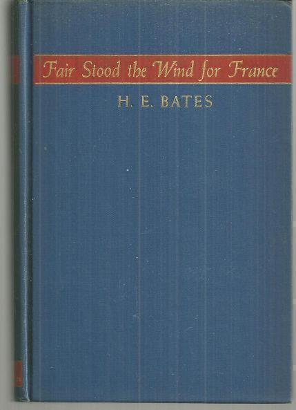 Image for FAIR STOOD THE WIND FOR FRANCE