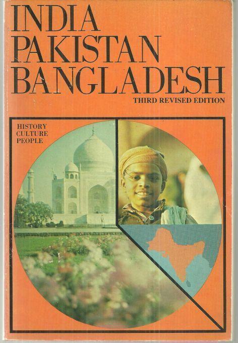 INDIA-PAKISTAN-BANGLADESH History, Culture, People, Belasco, Milton Jay