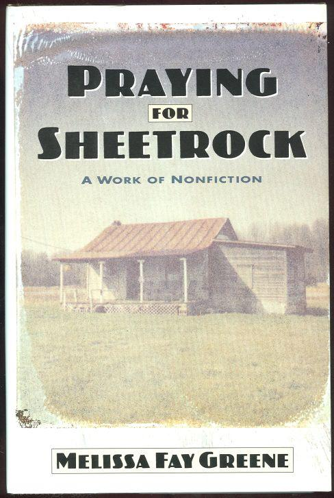 Image for PRAYING FOR SHEETROCK A Work of Nonfiction