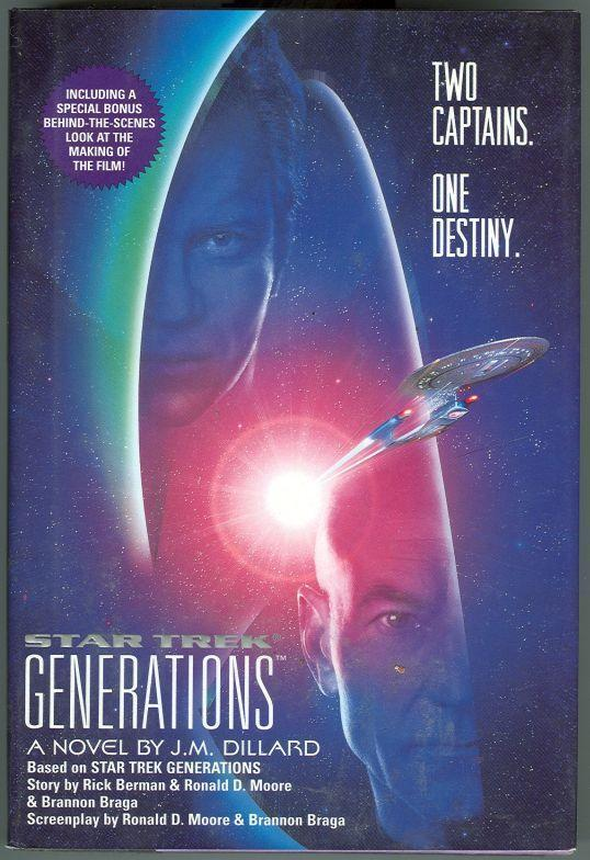 STAR TREK: GENERATIONS, Dillard, J. M.