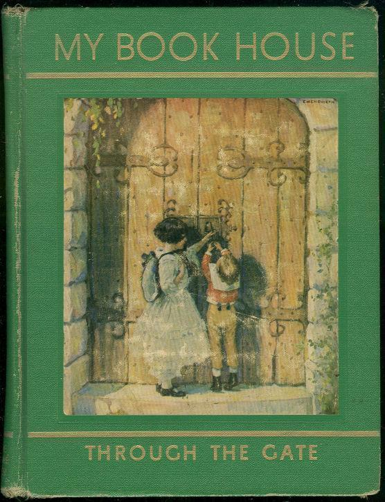 MILLER, OLIVE BEAUPRE EDITOR - Through the Gate