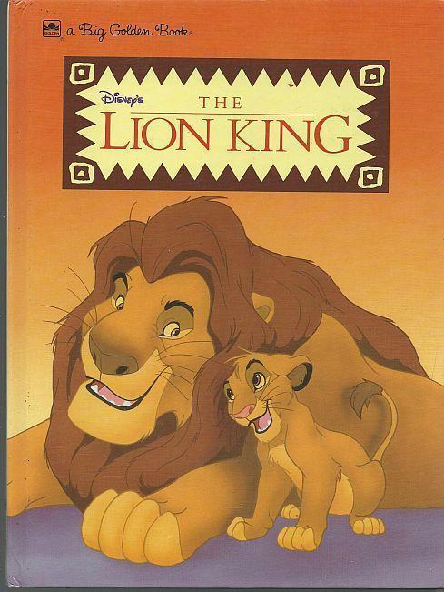 LION KING, Korman, Justine