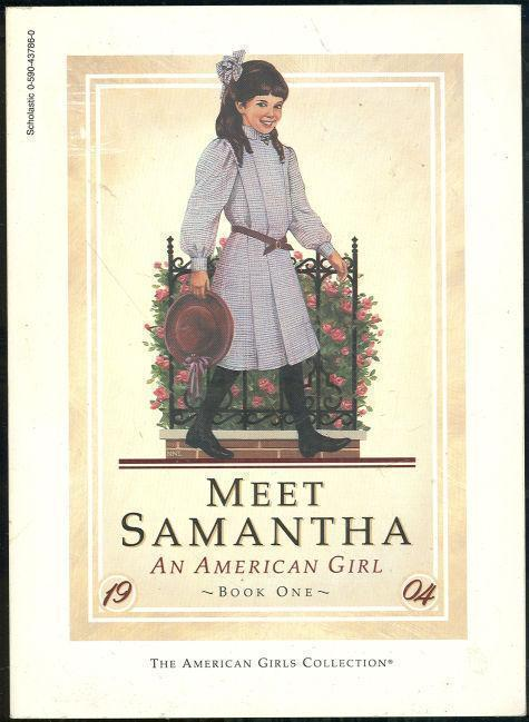 Image for MEET SAMANTHA An American Girl