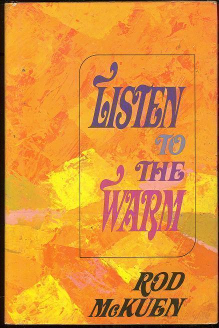 LISTEN TO THE WARM, McKuen, Rod