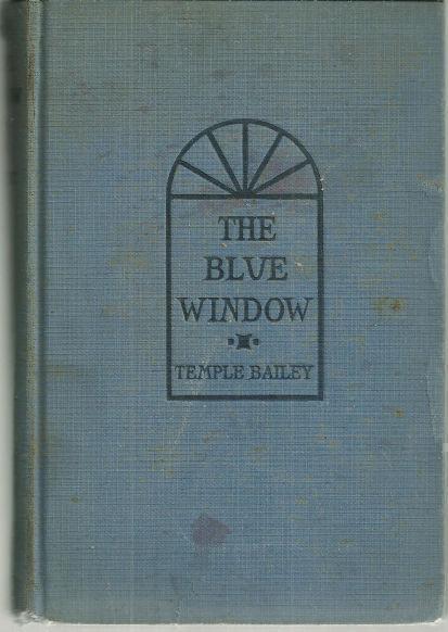 BLUE WINDOW, Bailey, Temple