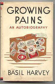 Image for GROWING PAINS An Autobiography